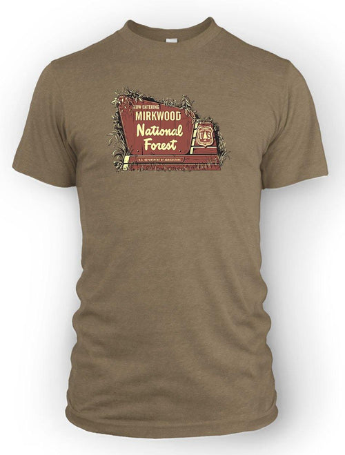 Mirkwood National Forest -Men's Tee