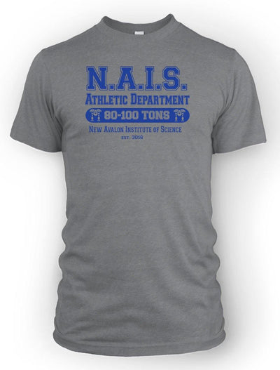 N.A.I.S. Athletic Department -Men's Tee