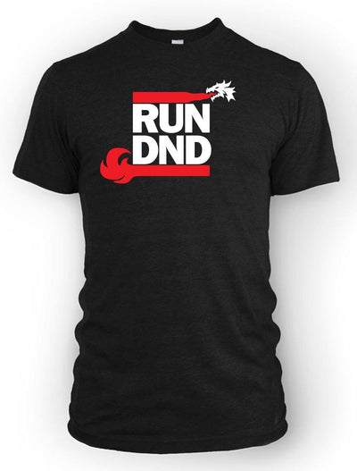 Run DnD -Men's Tee