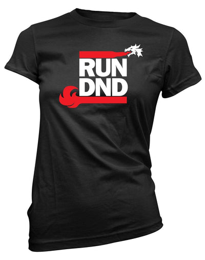 Run DnD -Women's Tee