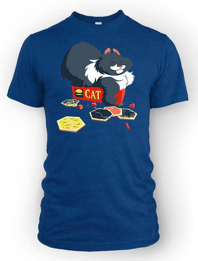 Settlers of Cat-Men's Tee