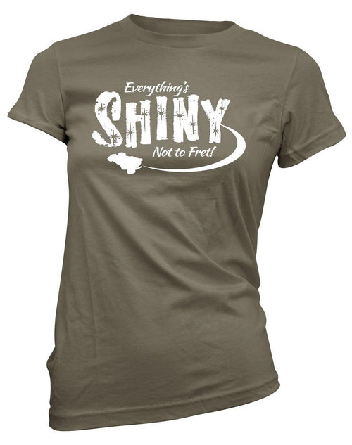 Shiny -Women's Tee