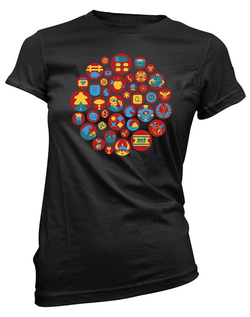 Shirt the Game -Women's Tee