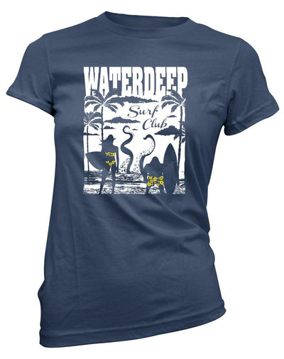 Waterdeep Surf Club -Women's Tee