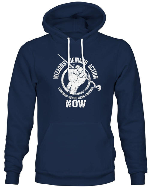 Wizards Demand Action -Hoodie