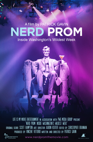 Nerd Prom - Official Movie Poster