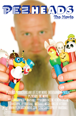 PEZheads: The Movie DVD - Standard Edition