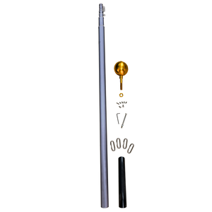 20' Easy Up Telescopic Flagpole