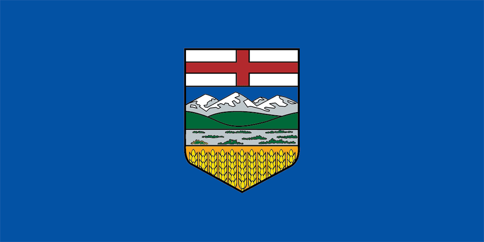 alberta flag made in canada