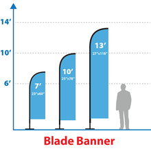 Load image into Gallery viewer, Blade Banner Kit