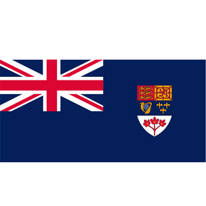 Blue Ensign Flag Made in Canada