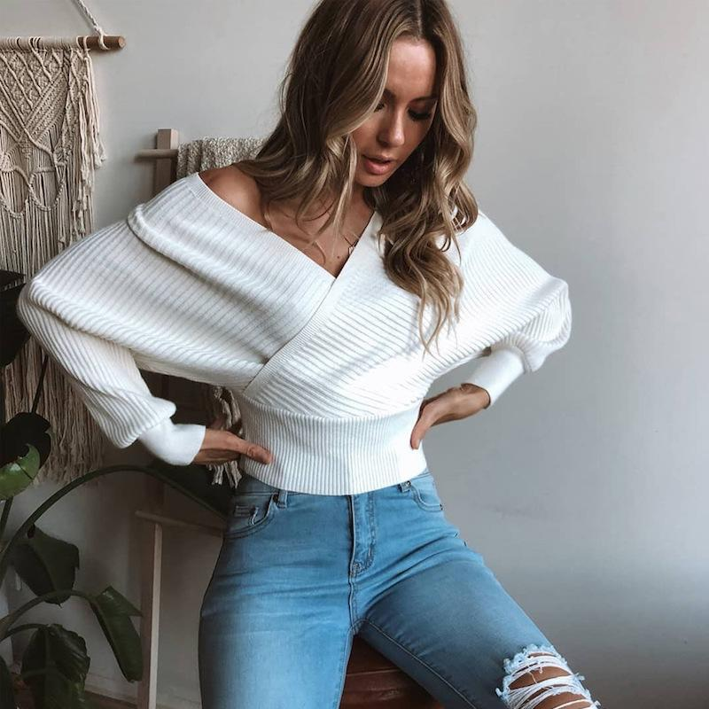 Lesley Knitted Top