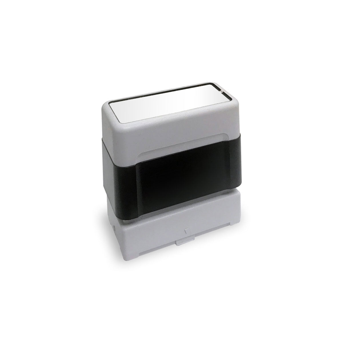 Self-Inking Rubber Stamp, Large - Check Depot