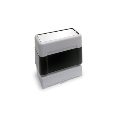 Self-Inking Rubber Stamp, Small - Check Depot
