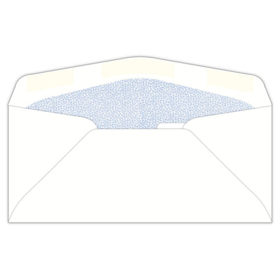 Regular Seal Double Window Envelopes - Check Depot