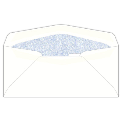 Self-Seal Double Window Envelopes - Check Depot