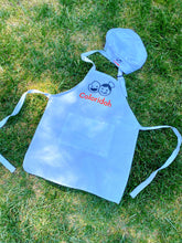 Load image into Gallery viewer, Kid's chef hat & apron / S size