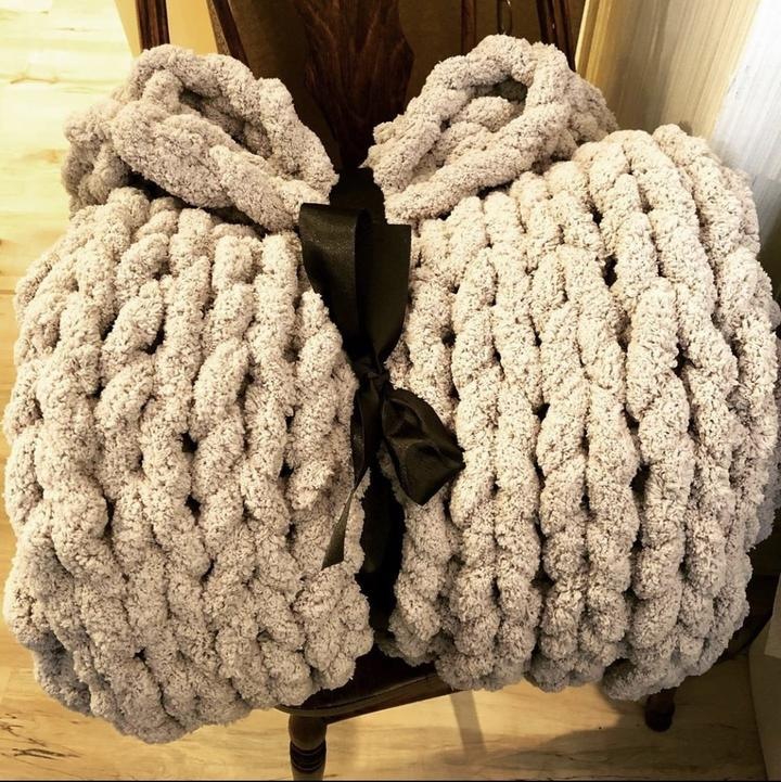 Nancy Pless Private Chunky Blanket Class November 28th 10AM-1PM