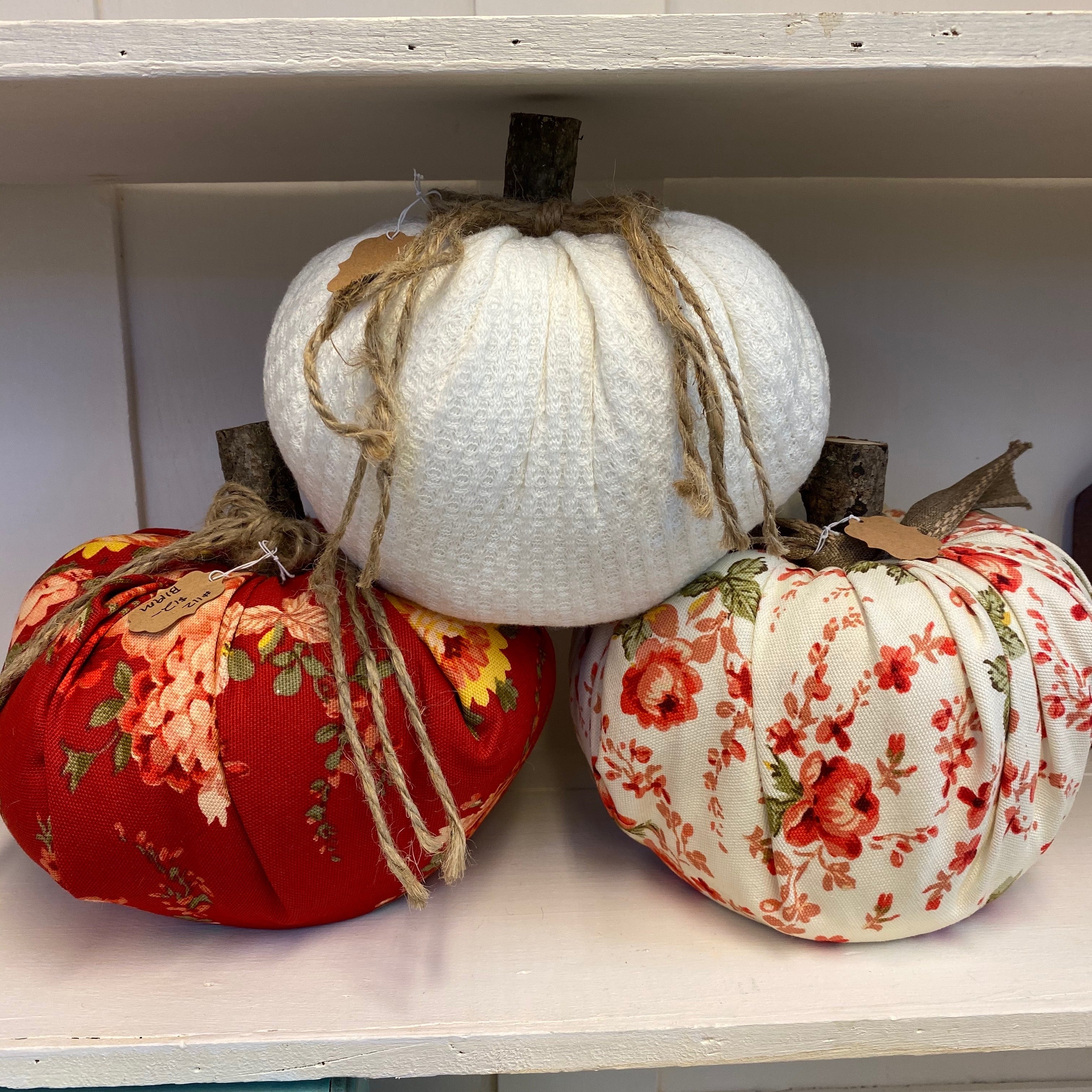 Make and Take Pumpkin Class Sunday October 11th 10AM