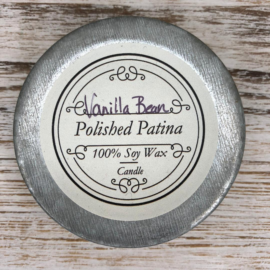 Polished Patina Signature Scented Candles