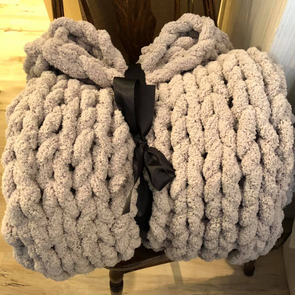 Chunky Blanket Classes March 2020