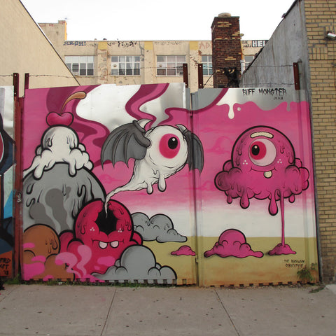 Bushwick Collective 2013