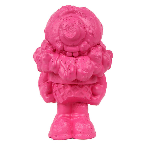 "7.5"" Concrete Mister Melty - Power Pink"