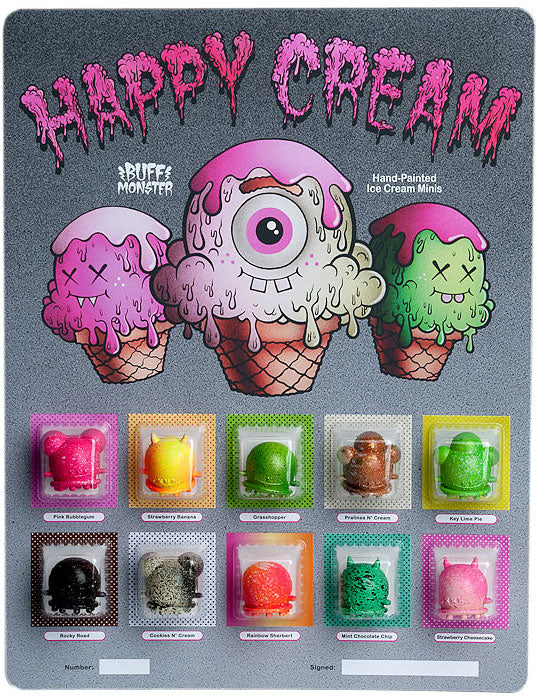 Happy Cream Set