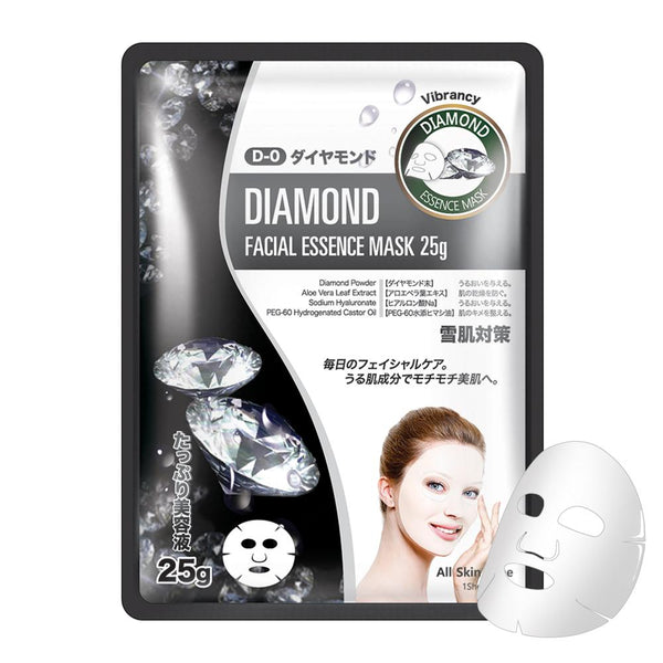 Pore-Tightening Face Mask Sheets [5pcs x 5sets] - Mitomo America
