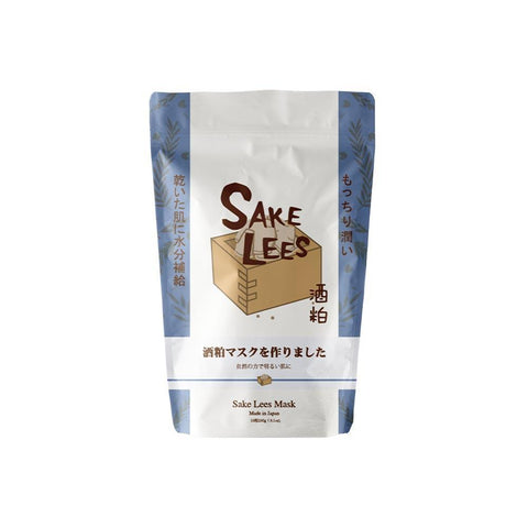Sincere Laura Sake Lees Facial Essence Mask 10 Pieces/Pack SB010-E-0 - Mitomo America