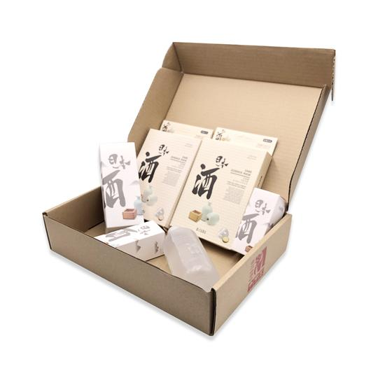 Mitomo TX005 Sake Series Wholesale Starter Kit Skin Toner [Total 6 Items/Box] - Mitomo America