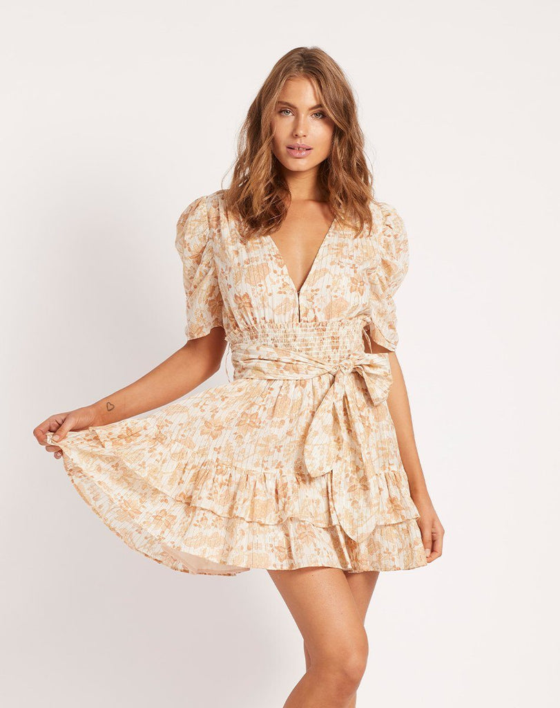 AMARIE MINI DRESS Dresses Cleobella