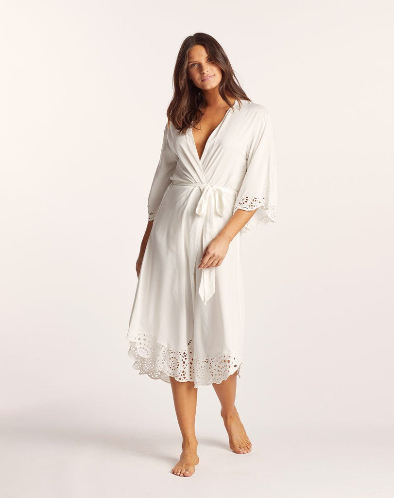 BRIDE ROBE Jackets Cleobella