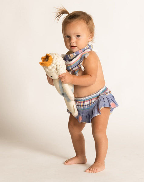 BRIXIE RUFFLE BLOOMERS Bottoms Cleobella Littles