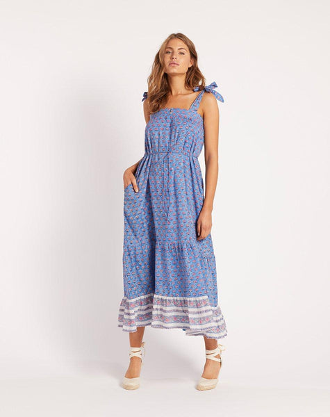 INDIA MIDI DRESS Dresses Cleobella