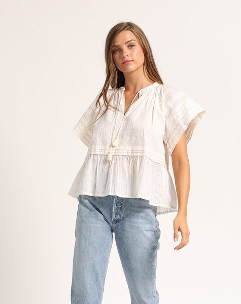 JAZZLYN BLOUSE Tops Cleobella