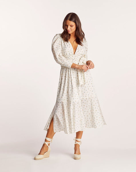 JELLE MIDI DRESS Dresses Cleobella