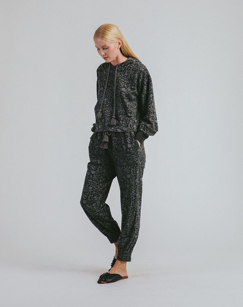 JUNIPER JOGGER BLOCKPRINT Bottoms Cleobella