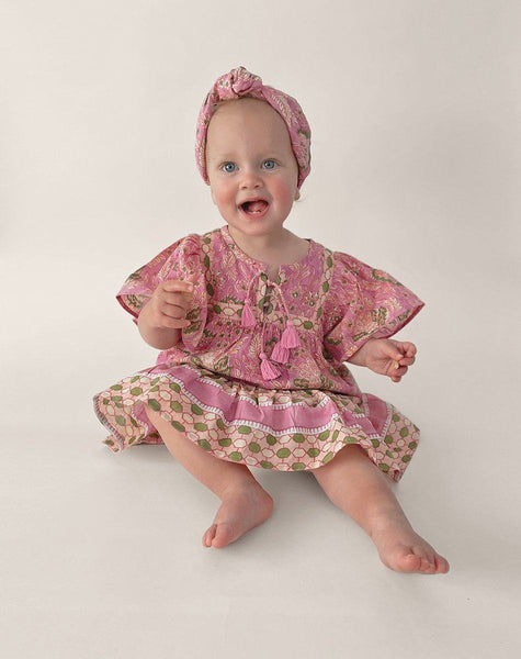Littles MAGDALENA Dress | Wildflower Dresses Cleobella Littles