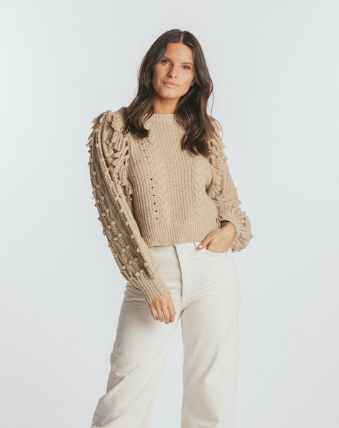 LOMA SWEATER Tops Cleobella