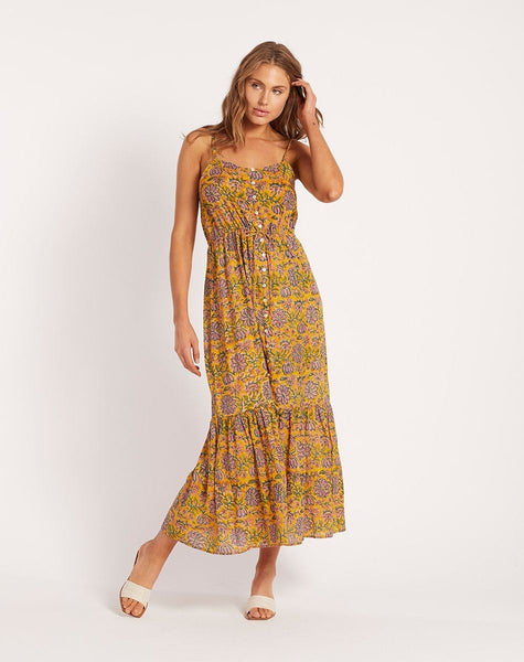 Mindy Midi Dress Dresses Cleobella
