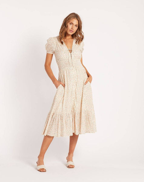 Olivia Midi Dress Dresses Cleobella