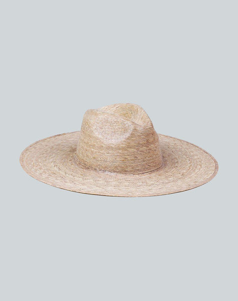 Palma Wide Fedora HATS Lack of Color
