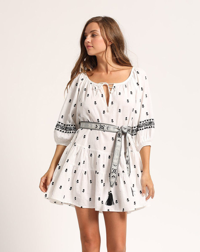 PALOMA MINI DRESS Dresses Cleobella