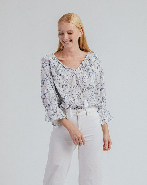 Poppy Blouse | Killarney Tops Cleobella