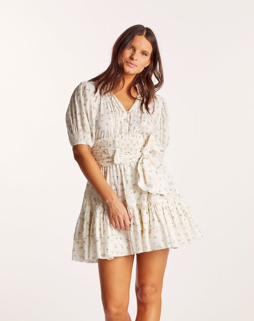 QUINCEY MINI DRESS Dresses Cleobella