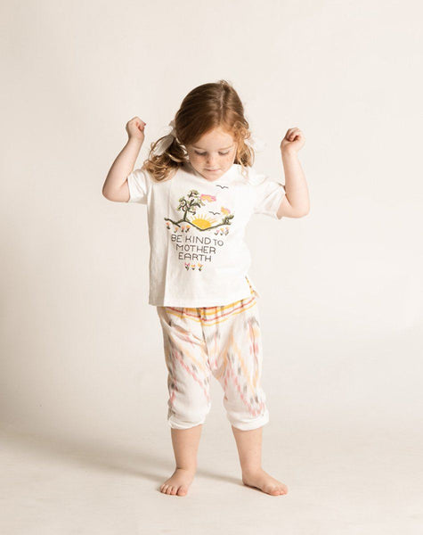 RILEY HAREM PANT Bottoms Cleobella Littles