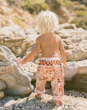 RILEY HAREM PANT NEUTRAL Bottoms Cleobella Littles