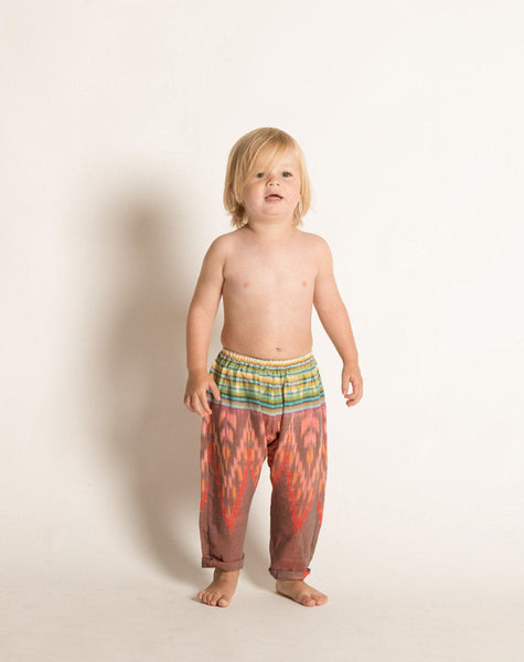 RILEY HAREM PANT SPICE Bottoms Cleobella Littles