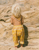 RILEY HAREM PANT TURMERIC Bottoms Cleobella Littles